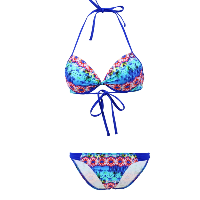maillot de bain maillot de bain lolita angels 2 pi ces balconnet playa link bonnet c pampam blu. Black Bedroom Furniture Sets. Home Design Ideas