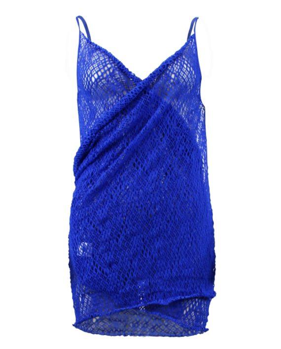 Paréo Val d'Azur Rocha Azul Bleu - Couleurs - BLEU